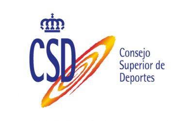 EL CSD CONVOCA AYUDAS PARA DEPORTISTAS DE ALTO NIVEL