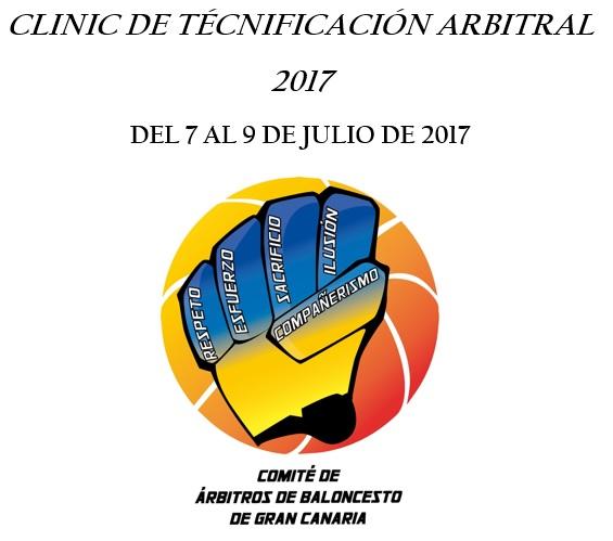 ABIERTA LA INSCRIPCIÓN DEL CLÍNIC DE TECNIFICACIÓN ARBITRAL