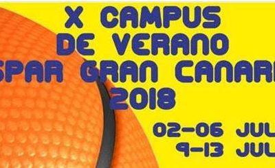 EL SPAR GRAN CANARIA PRESENTA EL X CAMPUS DE VERANO
