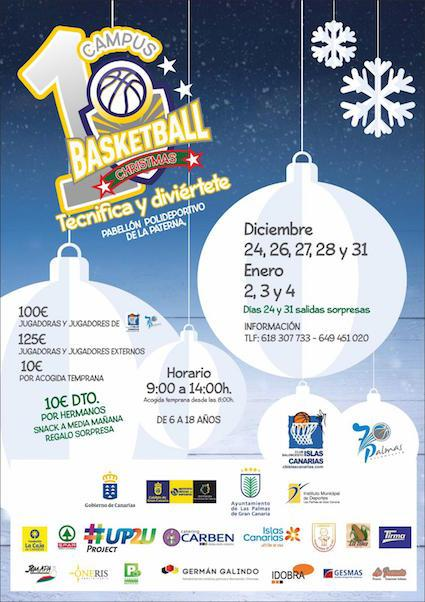 NACE EL I CAMPUS BASKETBALL CHRISTMAS