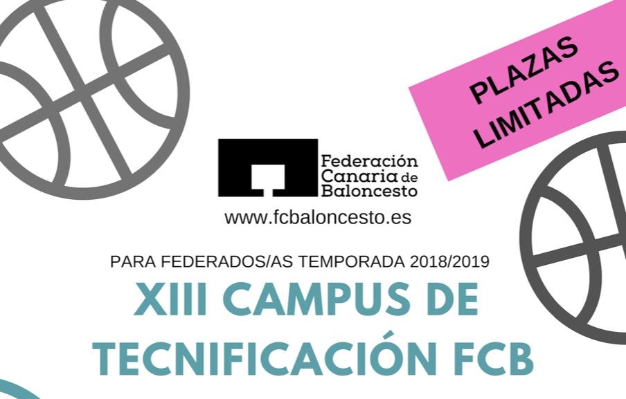LLEGA EL XIII CAMPUS DE TECNIFICACIÓN FCB