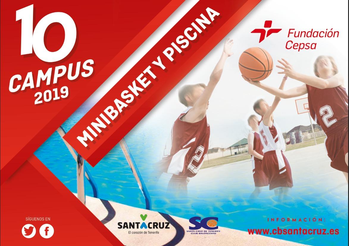 folleto campus mini 2019