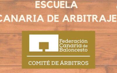 LA ESCUELA CANARIA DE ARBITRAJE PRESENTA SU PRIMER CURSO DE FORMACIÓN