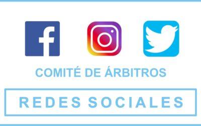 EL COMITÉ DE ÁRBITROS FCB ESTRENA REDES SOCIALES
